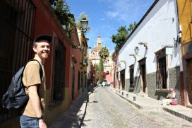 San Miguel de Allende Mexico - Luke - Charlie on Travel